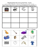 Long Vowel (cvce) Pre- and Post-Assessment