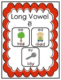 Long Vowel e Packet