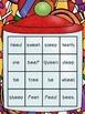 Long Vowel e words- Candy Crush!   (e/ee)