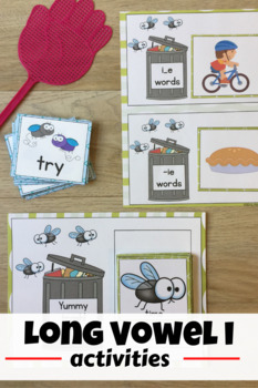 Long Vowel i - A Fly Flew By!