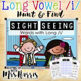 Long Vowel /i/ Hunt & Find Game