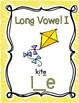 Long Vowel i Literacy Centers