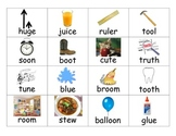 "Long Vowel ""oo"" and ""u"" Sort"