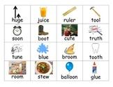 """Long Vowel """"oo"""" and """"u"""" Sort"""
