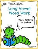 Long Vowels Long E
