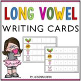 Long Vowels Activity Center (Build A Word)