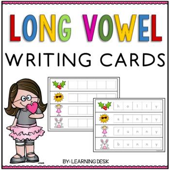 Long Vowels Activities