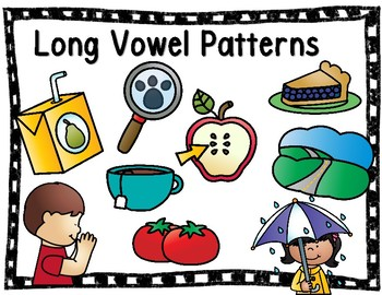 Long Vowel Patterns