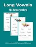 Long Vowels (ASL Fingerspelling)