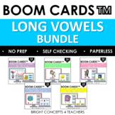 Long Vowels BOOM Cards BUNDLE / Digital Task Cards