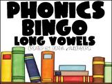Phonics Bingo {Long Vowels}