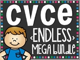 Long Vowels (CVCe) ENDLESS MEGA Bundle!