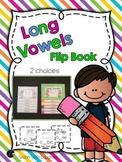 Long Vowels Flip Book