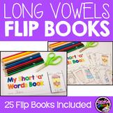 Long Vowels Flip Books