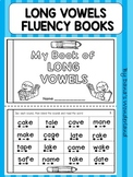 Long Vowels Reading Fluency Books