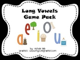 Long Vowels Game Pack