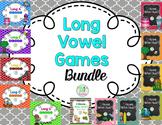 Long Vowels Games BUNDLE