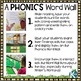 Long Vowels Interactive Word Wall