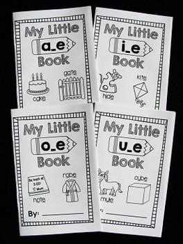 Long Vowels Little Books