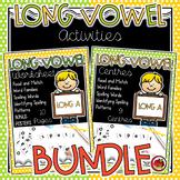 Long Vowels - Long A Activities BUNDLE