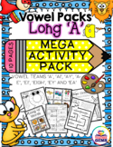 Long A Mega Activity Pack
