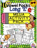 Long E Mega Activity Pack