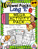 Long E Mega Activity Pack