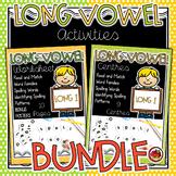 Long Vowels - Long I Activities BUNDLE