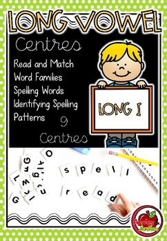 Long Vowels - Long I Centres