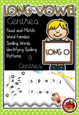 Long Vowels - Long O Centres