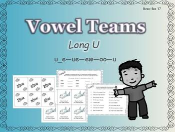 Long Vowels: Long U NO PREP