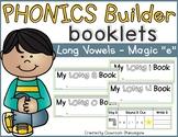 "Phonics Flip Book: Long Vowels {Magic ""e"" CVCe}"