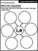 Long Vowels Match Up Sheets