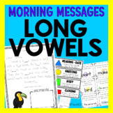 Long Vowels Morning Messages