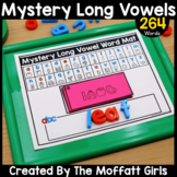 Long Vowels Mystery Words