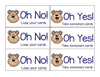Long Vowels Oh No! game