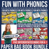 Long Vowels Paper Bag Book Bundle