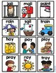 Long Vowels {Picture Cards for Small Pocket Charts}