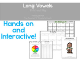 Long Vowels Print and Play