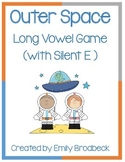 Long Vowels (Silent E) Outer Space Game