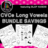 Long Vowels Slap Hands: CVCe BUNDLE