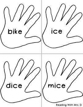 Long Vowels Slap Hands: CVCe I