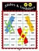 Long Vowels: Slides and Ladders Phonics Review Games