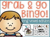 Long Vowels Solo Bingo