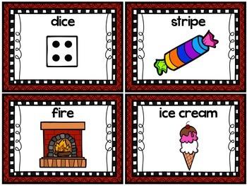 Long Vowels Spelling Cards