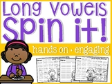 Long Vowels Spin It