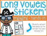 Long Vowels Stickem'