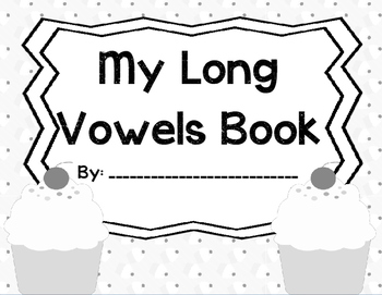 Long Vowels Student Book