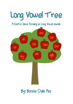 Long Vowels Tree