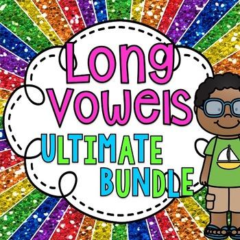 Long Vowels ULTIMATE BUNDLE